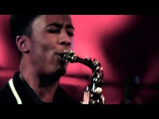 Christian Scott - New New Orleans - NSJ club Amsterdam 2012 (4 of 6)