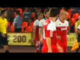 Локомотив Лиски vs Динамо Москва 0-2 Все голы и моменты Кубок России. 24/09/2015