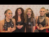 Little Mix talk Secret Love Song video, X Factor final and 2015 highlights at BBC Music Awards