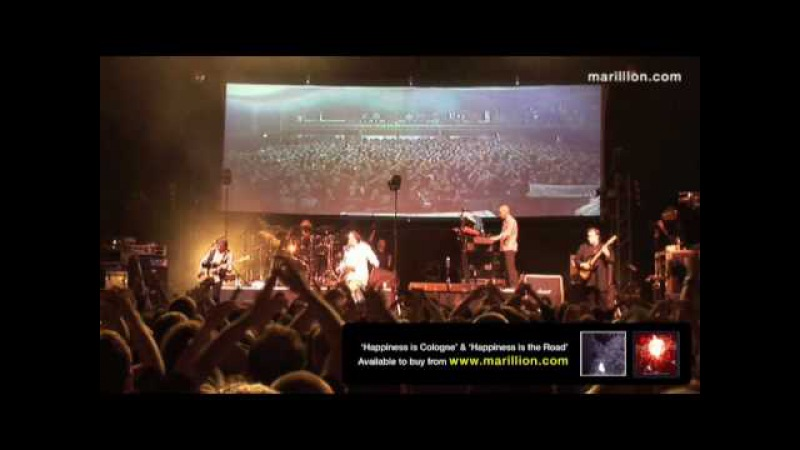 Marillion 'Happiness Is The Road' (Live at the Ewerk 2008)