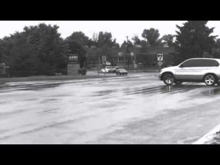 BMW X5 E53 4.8is Straight Piped 2WD burnout/power Slide