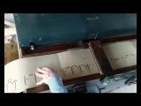 Шарманка на нотной ленте воспроизводит мелодию песни Майкла Джексона - Smooth Criminal - видео ролик смотреть на Video.Sibnet.Ru