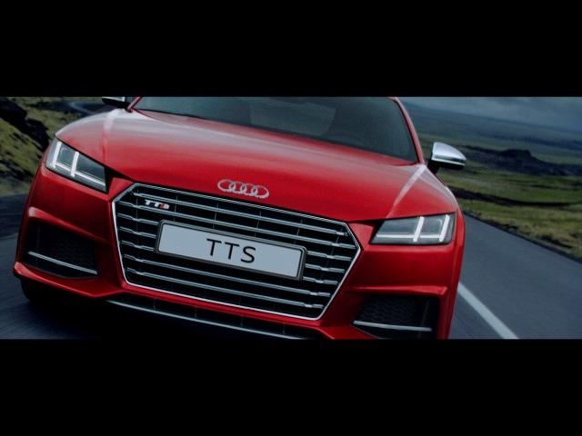Audi TTS и Мстители