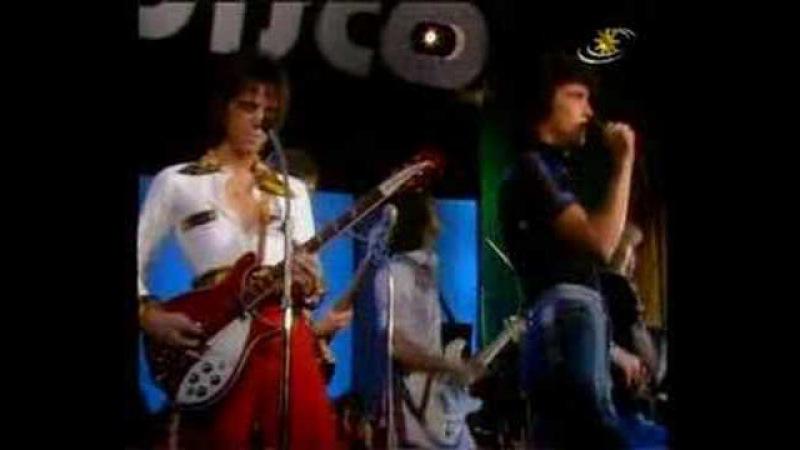 Bay City Rollers - Дай немного любви (Группа с которой меня познакомила англичанка и песня которую криткиковал один журналюга)