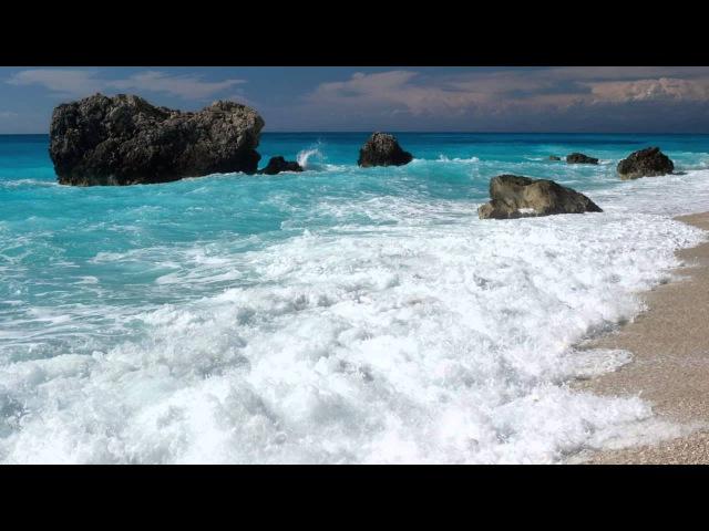 11 часов умиротворяющих звуков Океана