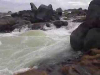 Cachoeira do rio Xingu, Pará, Brasil
