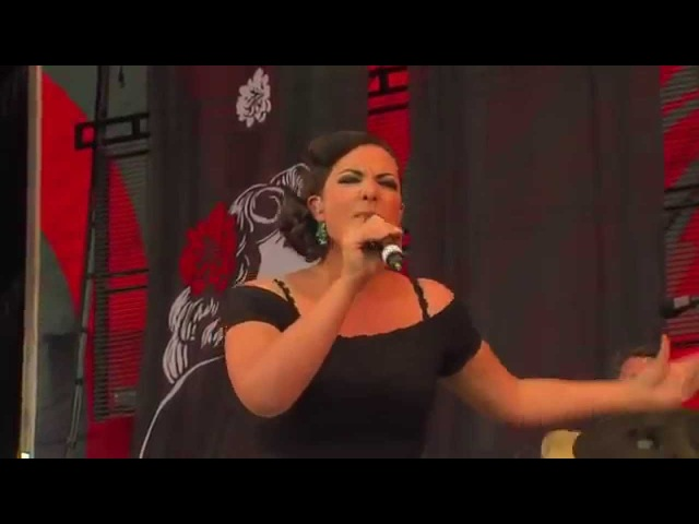 Caro Emerald Live - Mistaken Identity @ Sziget 2012