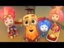 Мультфильм Фиксики Мастера. Развивающий мультик для детей 2015 год