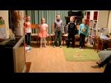 Английский для детей без учителей. Группа Звездочки. Май 2015. Песня про антонимы.