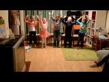 Английский для детей без учителей. Группа Звездочки. Май 2015. Песня про Мишку Тедди.