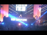 Ida Engberg - Live @ VH1 Supersonic 2015 Goa, India 27.12.2015 Part 2