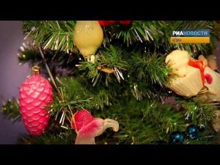Традиция сквозь века, или Как украшали елку в разные времена в России