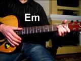 Стинг - Fragile - РАЗБОР СОЛО - Тональность ( Еm ) Как играть на гитаре соло