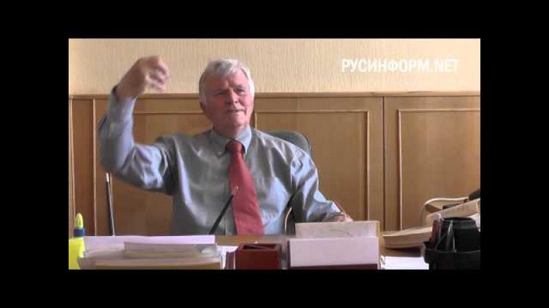 Биологически украинцы и русские один народ. Петр Толочко