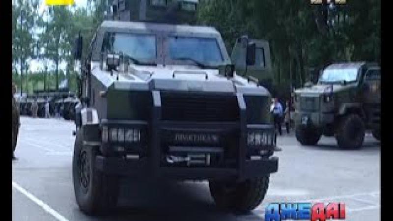 ДжеДАІ підсумували нові надбання вітчизняного військового автопарку