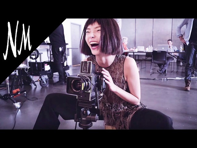 Behind The Scenes: The Art of Fashion Spring 2016 Photoshoot | Neiman Marcus