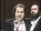 Luciano PavarottiPaul Plishka Duet Elixir of Love-Gaetano Donizetti