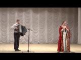 Марина Сергеева - Оренбургский пуховый платок