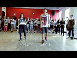 Matt Steffanina Choreography (Chris Brown and Deorro - Five More Hours)