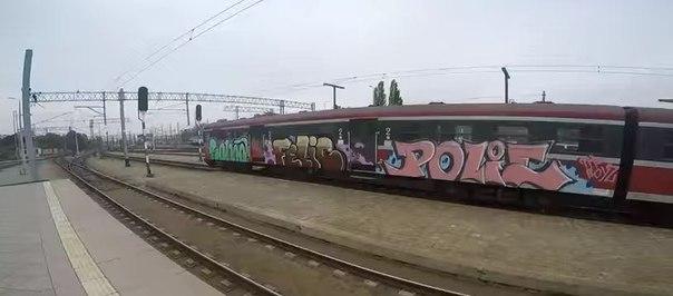 poland trainwritting
