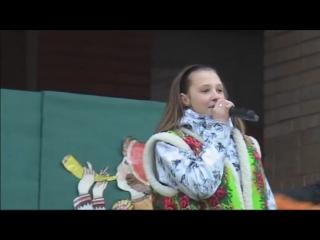 Катя Денисова и дискогруппа Русский стиль-А вишня спелая