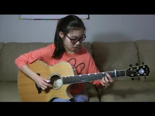 Twinkle Twinkle Little Star Variations (guitar) - Sandra Bae