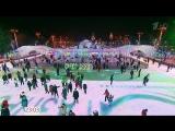 Градский, Гагарина, Лепс, Баста - По соседству с Элис (Новогодняя ночь на Первом)