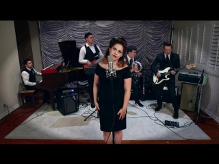 Bye bye bye - 60s pulp fiction surf rock style nsync cover ft. tara louise - postmodern jukebox