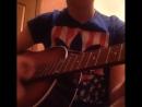 Играю на гитаре Imagine Dragons - Radioactive