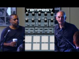 Roger Linn + Carl Craig 'The Evolution of Drum Machines' - Dubspot Workshop Recap @ Decibel