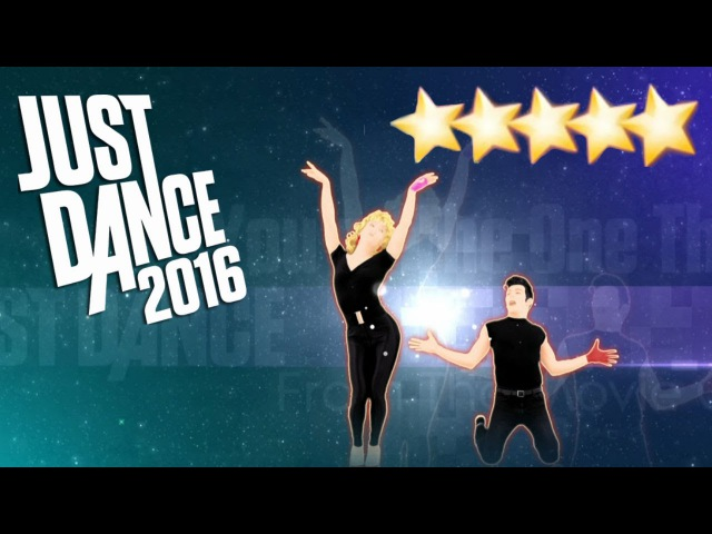 You're The One That I Want Just Dance 2016 Full Gameplay 5 Stars KINECT
