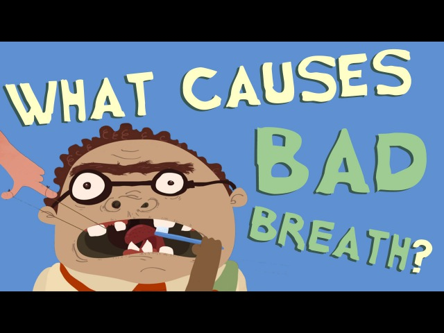 What causes bad breath? - Mel Rosenberg