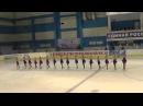 Synchronized Skating Чемпионат России по синхронному катанию 2016 Казаночка Казань