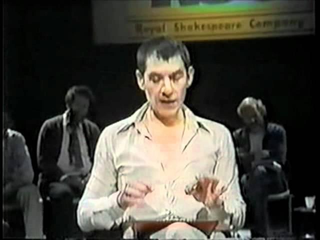 Tomorrow, and tomorrow -- Ian McKellen analyzes Macbeth speech (1979)