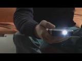 Mini DLP Pico LED Projector - 50 Lumens, 1000:1 Contrast, Micro SD Card Slot, 1/4 Inch Tripod Thread