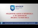 ИНДИФИКАЦИЯ И ПРИВЯЗКА в ЛК ЦЕНОБОЙ ЯНДЕКС КШЕЛЬКА