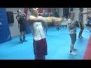 Бокс.Работа с грифами.Скоростно-силовая подготовка боксера