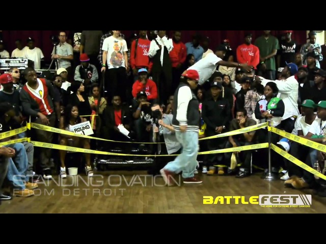 BATTLEFEST 13 STANDING OVATION VS SMILEY