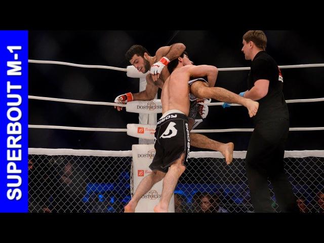 Турал Рагимов vs. Алияр Саркеров, Tural Ragimov vs. Aliyar Sarkerov, M-1 Challenge 46