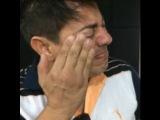 Gigantes do Brasil - Daniel Diau chora com Silv