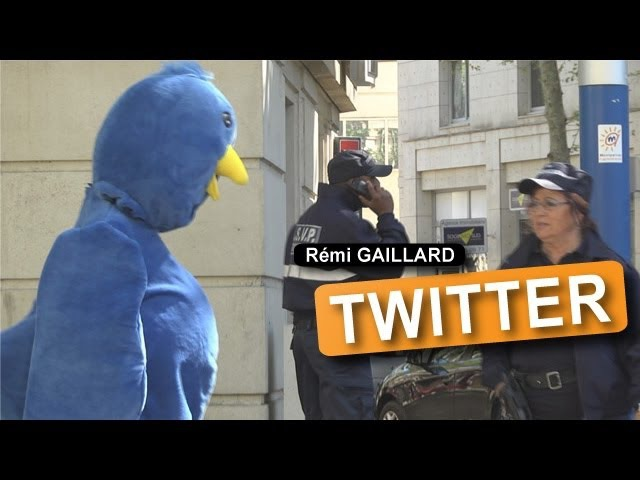 FOLLOW ME ON TWITTER (REMI GAILLARD) nqtv
