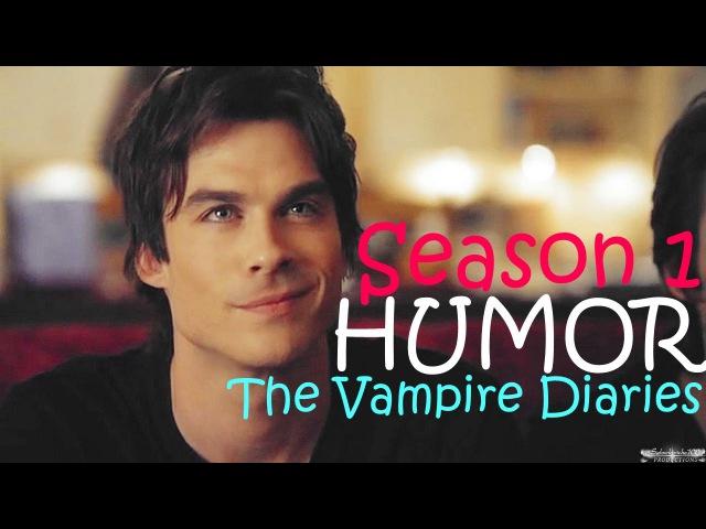 TVD - The Best of Season 1 [Humor]