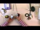 Часть 1. Материалы для создания букета и веночка для куклы
