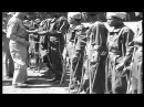 Men of 121st Infantry Regiment of Philippine Army stand on crutches, receive meda...HD Stock Footage