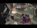 World record: First robot to solve a Rubik's Cube in under 1 second (0.887 s)