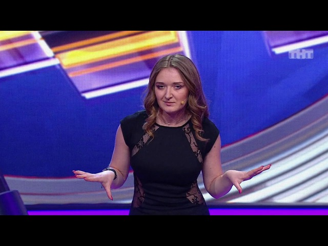 Comedy Баттл. Последний сезон - Саша (1 тур) 03.04.2015