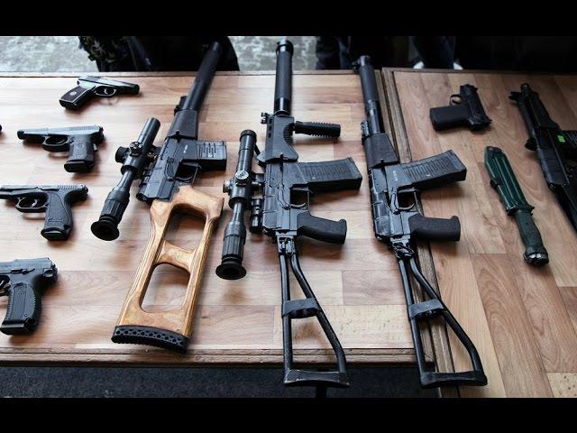 Непревзойденное бесшумное оружие России ВСС Винторез автомат АС Вал