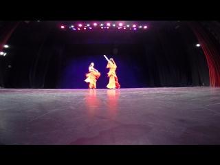 Танец живота «Мувашахат». Отчетный концерт февраль 2016