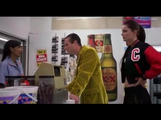 Когда продавец моросит голову (Отрывок из фильма Кровавый четверг)