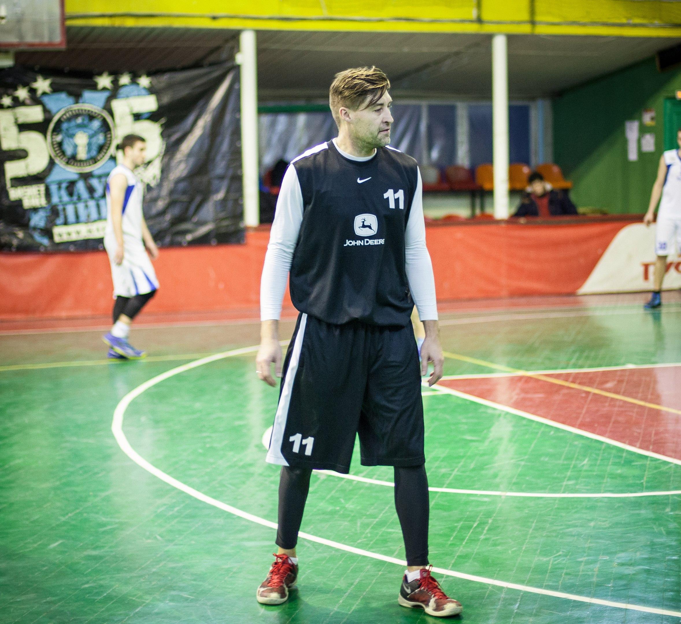 Игорь Александрович Куделин баскетбол